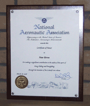 Award Plaque