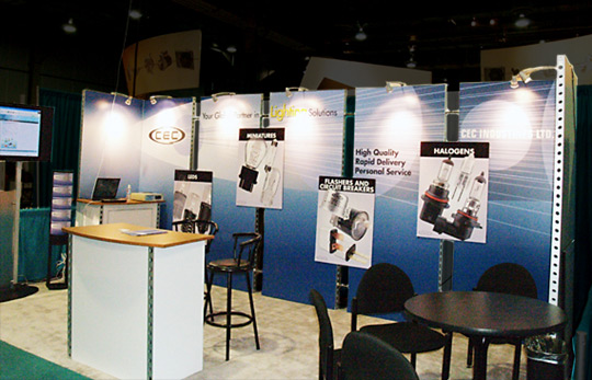 Birren Trade Show Displays